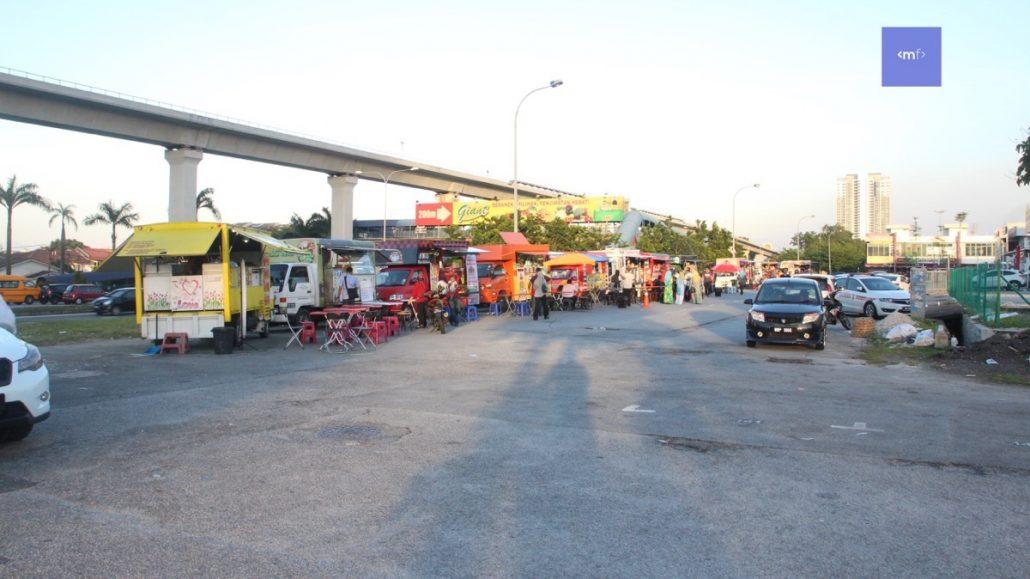 Bandar Food Truck