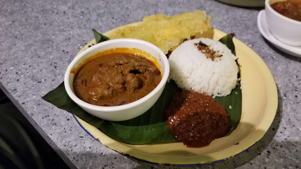 Nasi-Lemak-Beef-Rendang